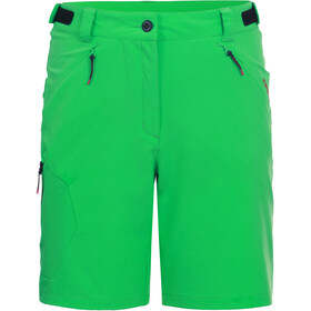 Icepeak Beaufort Pantaloncini stretch Donna, emerald
